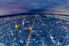 The City That Never Sleeps (Jason Pierce Photography) Tags: city nyc newyork canon cityscape manhattan cityscapes fisheye hudsonriver scape 5thave goldmansachstower thecitythatneversleeps tallestbuildinginnewyork 1wtc capitaloftheworld tallestbuildinginnewjersey newyorkcityphotography mygearandme ringexcellence nyccityscapes newyorkcitycityscapes jasonpiercephotography moof