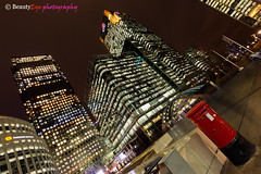 London - Canary Wharf (Beauty Eye) Tags: park city uk longexposure bridge sea london eye tower thames architecture night canon river dark landscape eos rebel lights europe long exposure nightshot unitedkingdom britain outdoor great wharf gb canary canarywharf tamron westminister t3i europen ultrawideangle   f3545  600d    leurope   beautyeye 1024mm londoncanarywharf  canon600d eneurope  tamronspaf1024mmf3545diiild rebelt3i diiild canon600deos tamronspaf1024mmf3545d