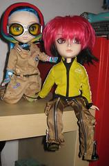..He is...... (Capt. Peter) Tags: japan hope doll chelsea hide pullip junplanning taeyang grooveinc