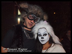 LR2-311667 (FotoManiacNYC) Tags: nyc costumes halloween dead scary makeup parade masks horror zombies