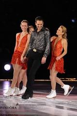 Kimmie Meissner, Steven Cousins & Katia Gordeeva