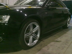 """Audi S4 19"""" in chrome effect • <a style=""""font-size:0.8em;"""" href=""""http://www.flickr.com/photos/75836697@N06/6811066953/"""" target=""""_blank"""">View on Flickr</a>"""