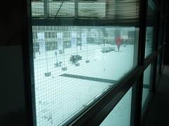 Schouwburgplein met sneeuw (JosDay) Tags: snow rotterdam sneeuw 2012 iffr internationalfilmfestival