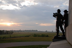 "The scene of Picketts Charge, Gettysburg • <a style=""font-size:0.8em;"" href=""http://www.flickr.com/photos/75865141@N03/6814717243/"" target=""_blank"">View on Flickr</a>"