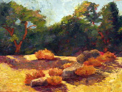 Rock Garden (Marj Morani) Tags: paintings shore marj eastern morani