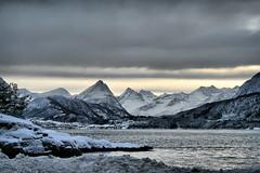 Next stop Mordor ;-) (larigan.) Tags: winter cloud snow mountains grey fjord sunnmrsalpene larigan phamilton magerholm rsneset licensedwithgettyimages ginordicjan12