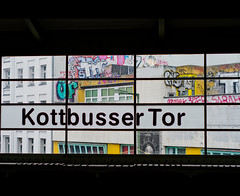 "19/ 50 ""Kotti"" (Mirko.Eggert) Tags: 50mm ubahn u1 kottbussertor 50mmproject berlinkreuzberg twittographers nikond7000"