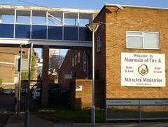 Mountain of Fire & Miracles Ministries, Croydo...
