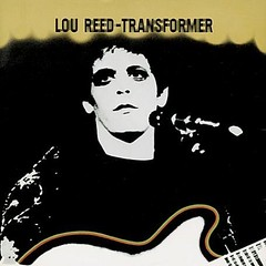 Transformer album by Lou Reed (1972) (PaulWrightUK) Tags: vintage transformer album vinyl perfectday cover photograph loureed lp andywarhol record 70s 1970s 1972 seventies velvetunderground recordcover mickrock walkonthewildside