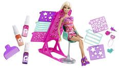 barbie hairtastic salon (IdleHandsBlog) Tags: fashion toys dolls barbie mattel collectibles toyfair2012