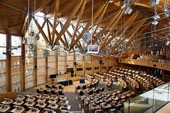 Scottish Parliament (stonetemplepilot5) Tags: edinburgh sony capital scottish parliament seats chamber a6000 sonya6000