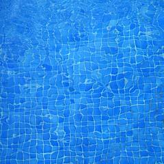 "Bottom (Jerzy Durczak (a.k.a."" jurek d."")) Tags: blue water pool"