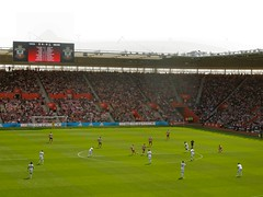 St Mary's Stadium, Southampton (Paul-M-Wright) Tags: st football crystal stadium soccer sunday may 15 palace marys match southampton premier sfc league versus 2016 cpfc