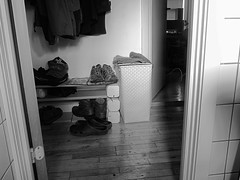Canon s90  B&W (Arnar Steinthorsson) Tags: light urban blackandwhite bw art architecture canon notebook blackwhite noir shadows negro grain bn powershot arnar s90 perspevtive canons90 steinthorsson