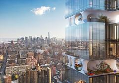 Проект башни на Манхэттене