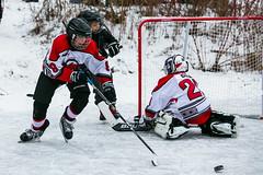 RD1_0546 (rick_denham) Tags: canada hockey goalie puck stcatharines defense forward on