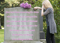 Memes (uddhavaananda) Tags: flowers monument cemetery grave graveyard stone lady female dead death sadness pain memorial tears alone sad cross emotion headstone cemetary tomb tombstone crying christian funeral gravestone burial wife depressed lonely widow miserable sorrow weeping plot grief mourn anguish grieving mourner sorrowful grieve