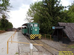 C50 E04048 Mesztegny, 2016. 05. 08 (1) (petrsbence) Tags: hungary trains retro railways narrowgauge c50 vonat somogy schmalspurbahn vast kisvast erdeivast mesztegny ev dieselmozdony