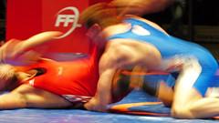 Championnats de France de lutte au Havre... mai 2016 (Portocan) Tags: sports lutte normandie ffl lehavre sportsdecombat lesdocks luttegrcoromaine luttelibre fflutte luttefminine