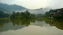 () Tags: lake reflection landscape taiwan