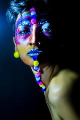 type II style 07 (Jef Harris) Tags: portrait fashion lights hands colorful shadows ottawa homestudio nikond7000