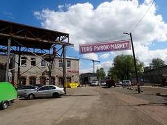 Depoo Turg - Russische markt