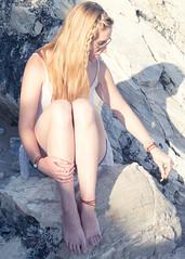 Beach Day (Jozef Arthur) Tags: california santa feet beach fashion female canon photoshoot legs barbara barefoot barefeet