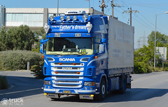Scania R500 TL - Kosmas Alexanis (Avramidis_Alex) Tags: truck living tl transport dream hellas greece international lorry camion r gr 500 tilt fathers v8 scania lkw rigid r500 topline