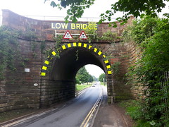 Low Bridge_Wolfe Road_Canley_Coventry_Jun16 (Ian Halsey) Tags: heightrestriction imagesgooglecom tightsqueeze lowbridge flickriver flickr:user=ianhalsey copyright:owner=ianhalsey lowrailwaybridge location:coventry=canley exif:model=samsunggalaxys5 wcmlcoventry westcoastmainlinebridge wolferoadcoventry