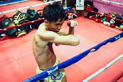 The Elbow (Alan P. in Hong Kong) Tags: documentary hongkong life city muaythai boxing thaiboxing