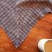 morning coffee shawlette