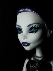 Out of the Dark (BratzLuv!) Tags: monster dark high purple ghost violet cheekbones spectra mattel vondergeist