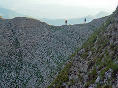 Alpinismo Sibillini - via Direttissima