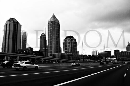 Atlanta B&W