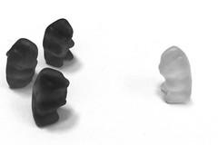 different (L'trange demoiselle) Tags: different sweet bonbon haribo glatine