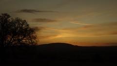 Pre sunrise (Sundornvic) Tags: county morning light sky sun silhouette clouds sunrise glow shropshire hills wrekin haighmondhill