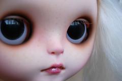 Winter's eyes