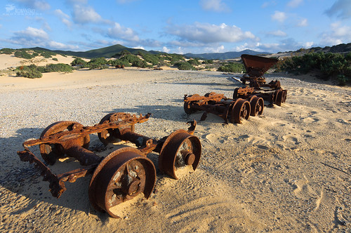Piscinas - Mine Wagon