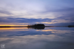 [ Reflection 4/? ] ( SUMAYAH ) Tags: reflection landscape eos 550d