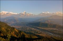 Sarangkot Sunrise, Nepal (Souvik_Prometure) Tags: nepal sunset sunrise kathmandu pokhara annapurna sarangkot nagarkot phewalake fewalake phewatal sarankot machapuchare abigfave tokina1116mmf28 tokina1116mm nikond7000 souvikbhattacharya mountannapurna mountmachapuchare