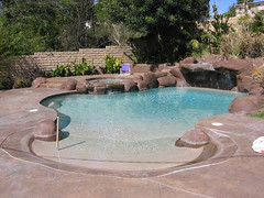 "Pool remodeled with beach entry • <a style=""font-size:0.8em;"" href=""http://www.flickr.com/photos/71548009@N02/6469124387/"" target=""_blank"">View on Flickr</a>"