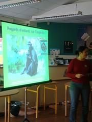 Tangkoko's project presentation