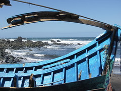 Northern Tenerife (robin denton) Tags: boats wrecks oldboats abandonedboats wreckedboats