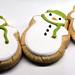 Emily´s Snowman Cookies