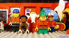 Day 351 (chrisofpie) Tags: chris pie monkey lego doug legos hero heroes minifig roger minifigure bluehat legohero chrisofpie rogeranddoug 365legos dougthechimp