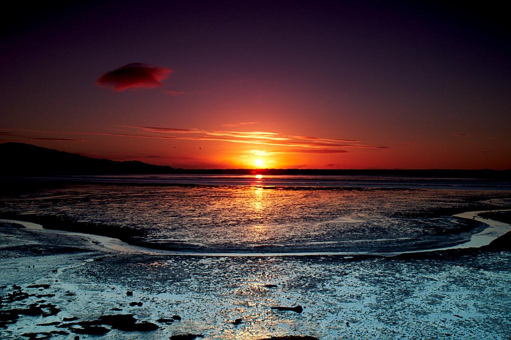 Ebbing Tide, Rising Sun