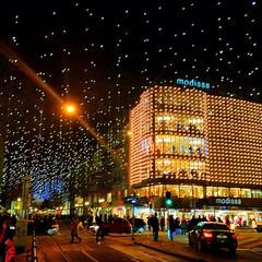 City Xmas Lights
