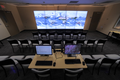 Data Exploration Theater 4 by NASA Goddard Space Flight Center, on Flickr