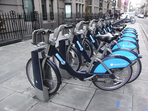 レンタル自転車 by Ik T