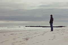(Kat Schneider) Tags: ocean sea sky beach water newjersey sand asburypark shore